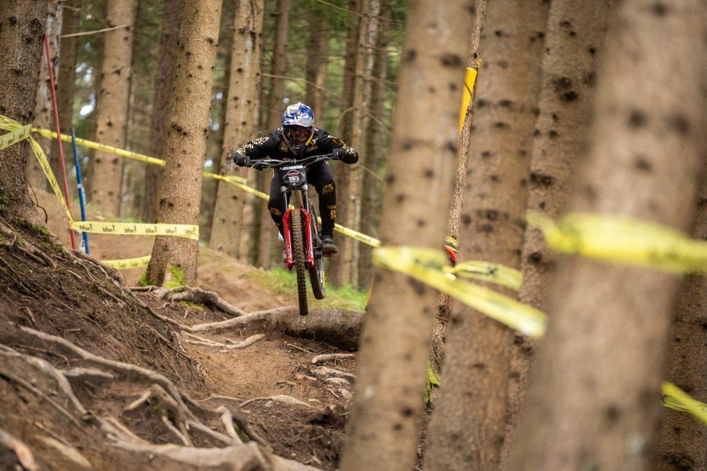 Downhill ÖM Crankworx Innsbruck 2020 Vali Höll