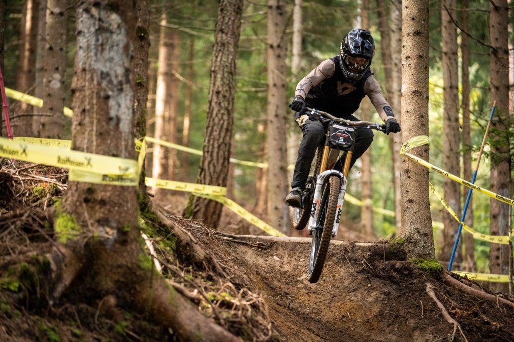 Downhill ÖM Crankworx Innsbruck 2020 David Trummer