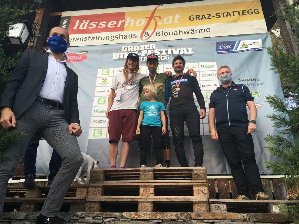 Ergebnisse Enduro ÖM 2020 Sieger Masters Cri Maierhofer Reiner Glanz Thomas Breitenecker