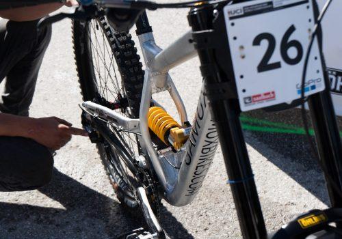 Gamux Bikes Marca Downhill Andreas Kolb