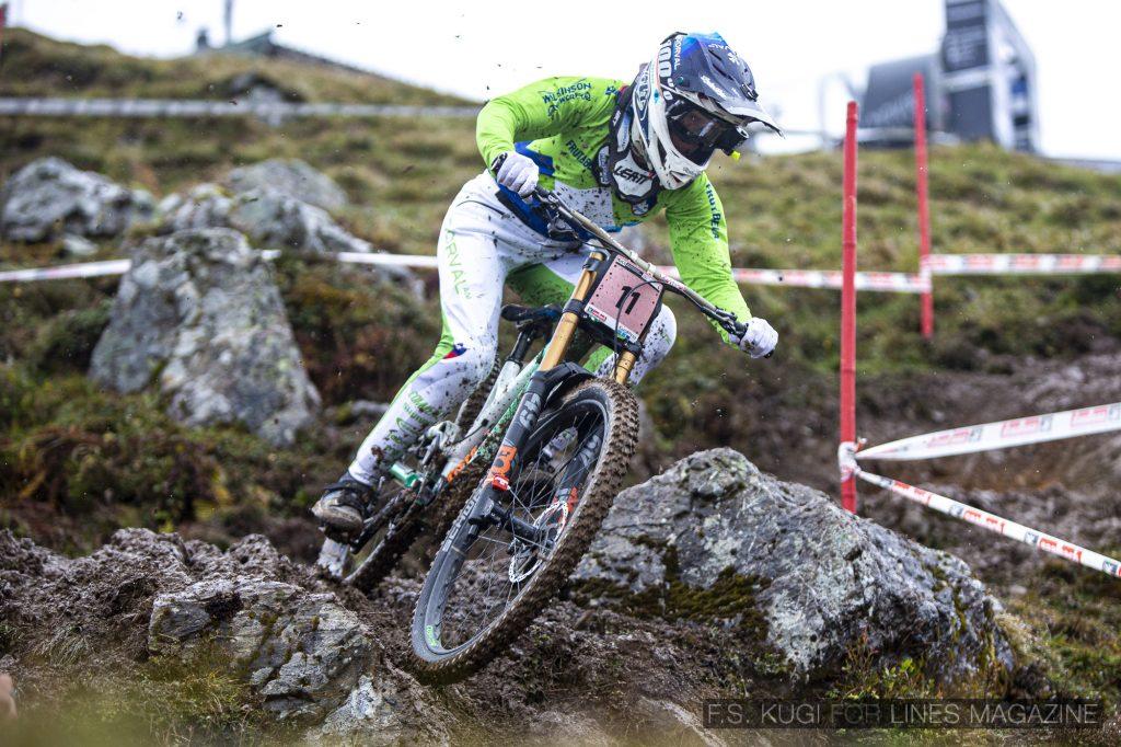 MTB WM Leogang 2020 Downhill Damen Monika Hrastnik