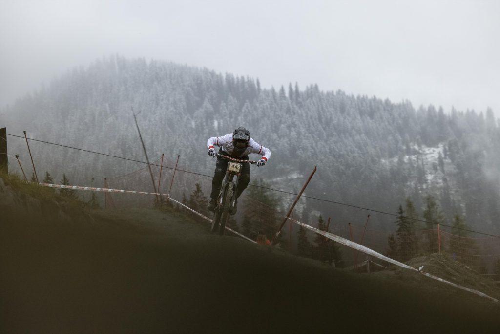 MTB WM Leogang 2020 Downhill Herren Lukasik Slawomir
