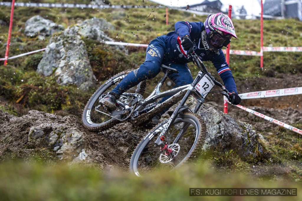 MTB WM Leogang 2020 Downhill Herren Remi Thirion