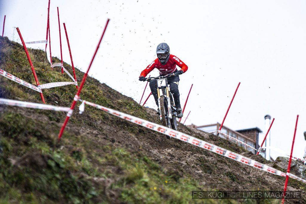 MTB WM Leogang 2020 Downhill Herren David Trummer