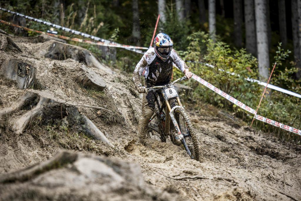 MTB WM Leogang 2020 Downhill Herren Brook MacDonald