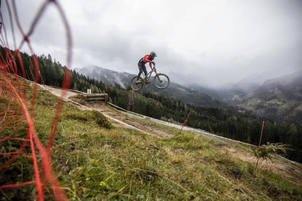 MTB WM Leogang 2020 Downhill Herren Stefan Mauser