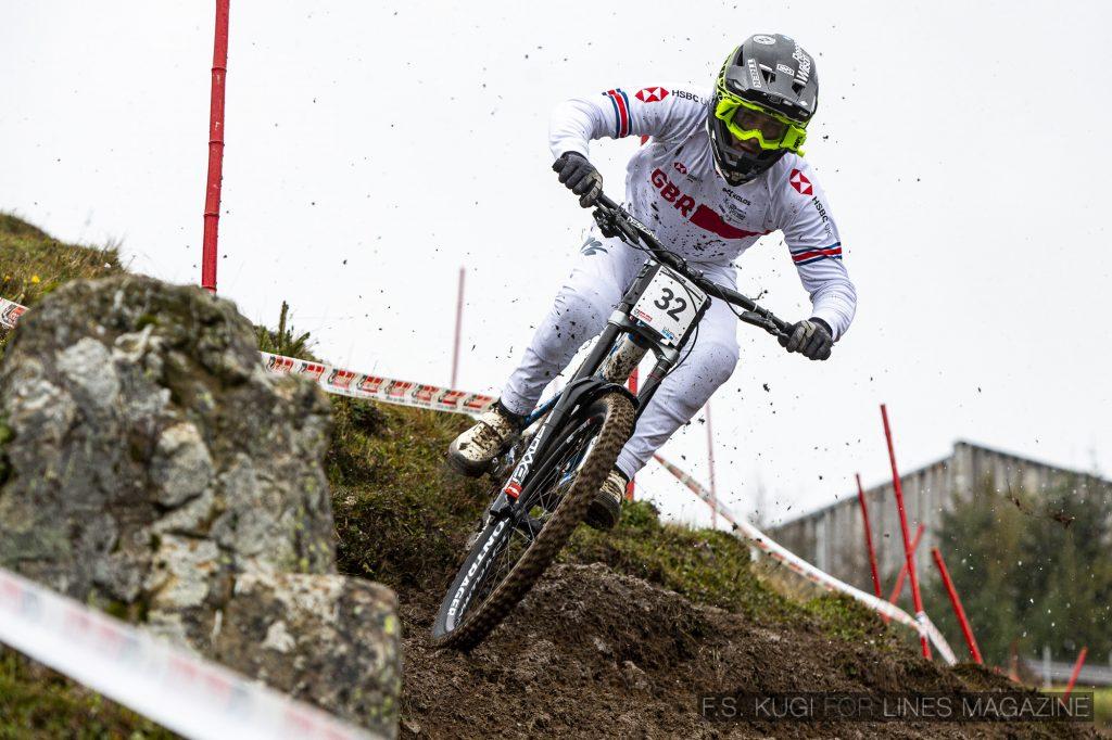 MTB WM Leogang 2020 Downhill Herren Reece Wilson