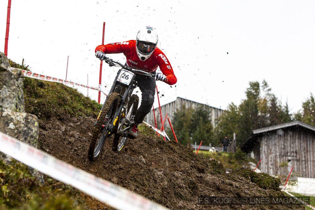 MTB WM Leogang 2020 Downhill Herren Andreas Kolb