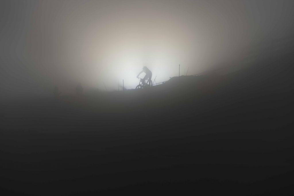 MTB WM Leogang 2020 Downhill Training