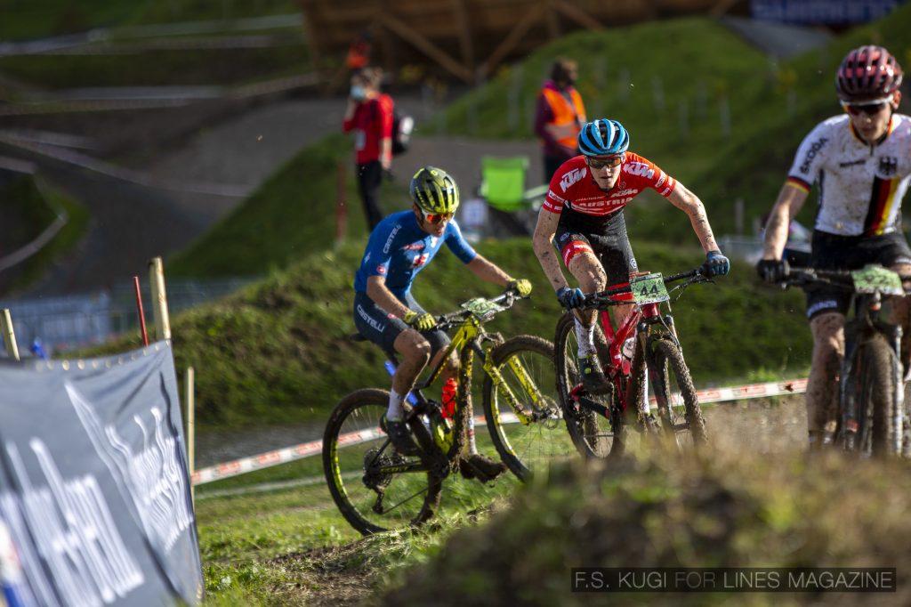 MTB WM Leogang 2020 XC Junioren Daniel Churfürst