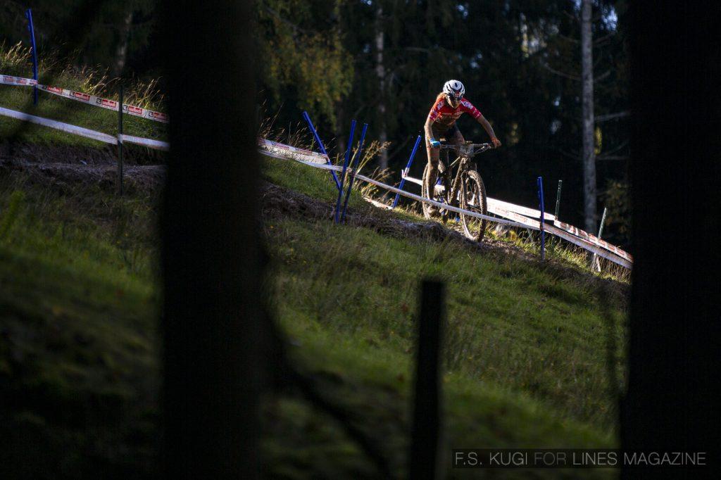 MTB WM Leogang 2020 XC Juniorinnen Mona Mitterwallner