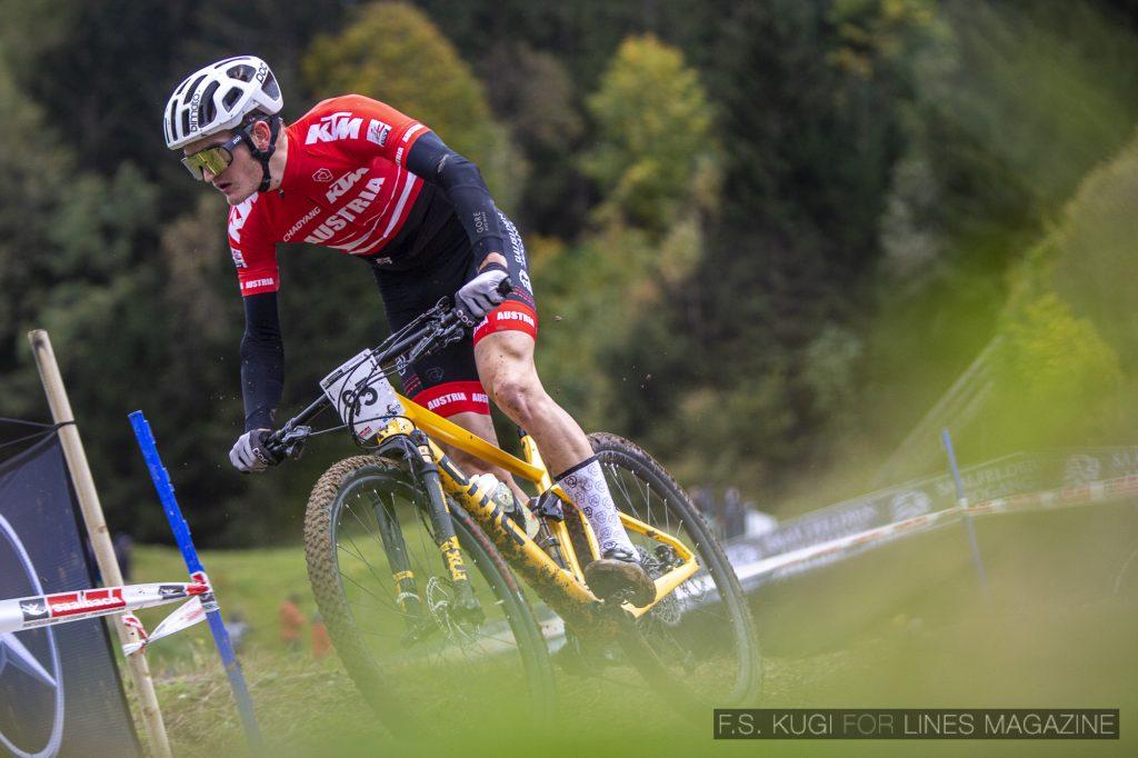 MTB WM Leogang 2020 XCO Herren Florian Wimmer