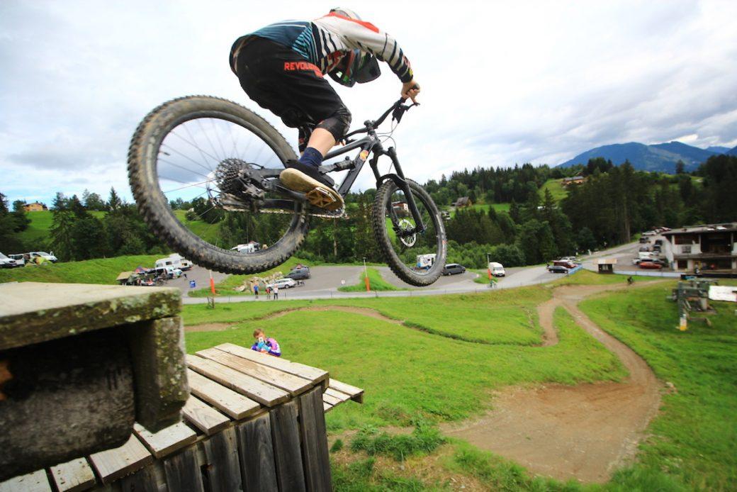Samy Louis Fernbach Bikepark Brandnertal