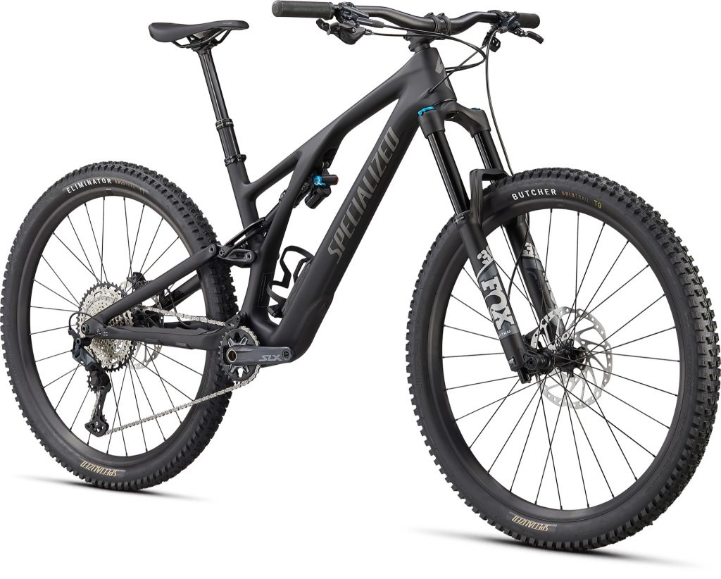 Specialized Stumpjumper EVO 2021 Expert Satin Gloss Carbon Smoke