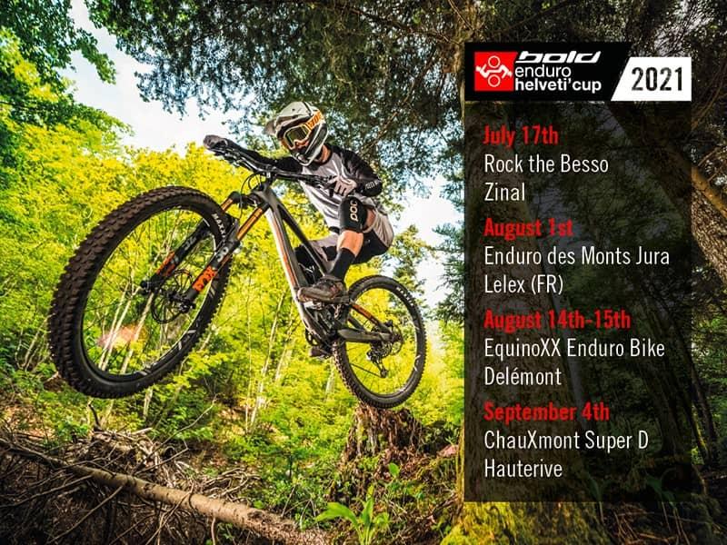 Bold Enduro Helveti'Cup Rennen 2021