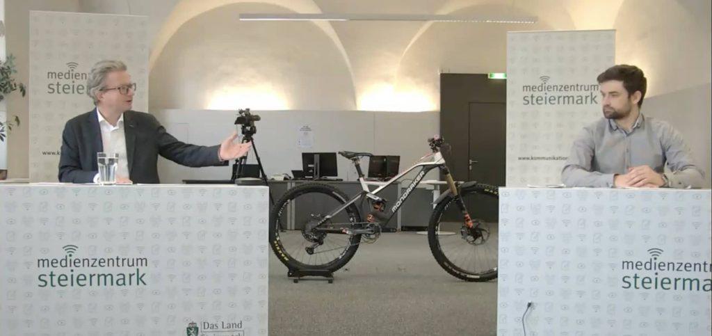Mountainbike Koordinator Steiermark Markus Pekoll Christopher Drexler