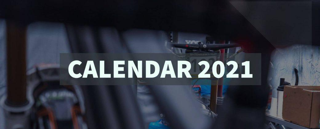 iXS Downhill Cup Kalender 2021