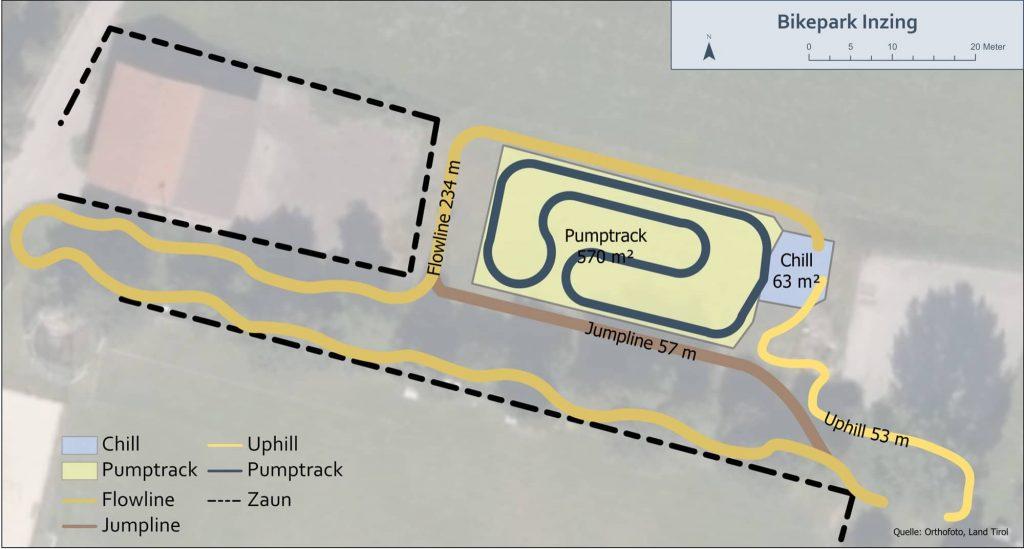 Bikepark Inzing Sacklpark