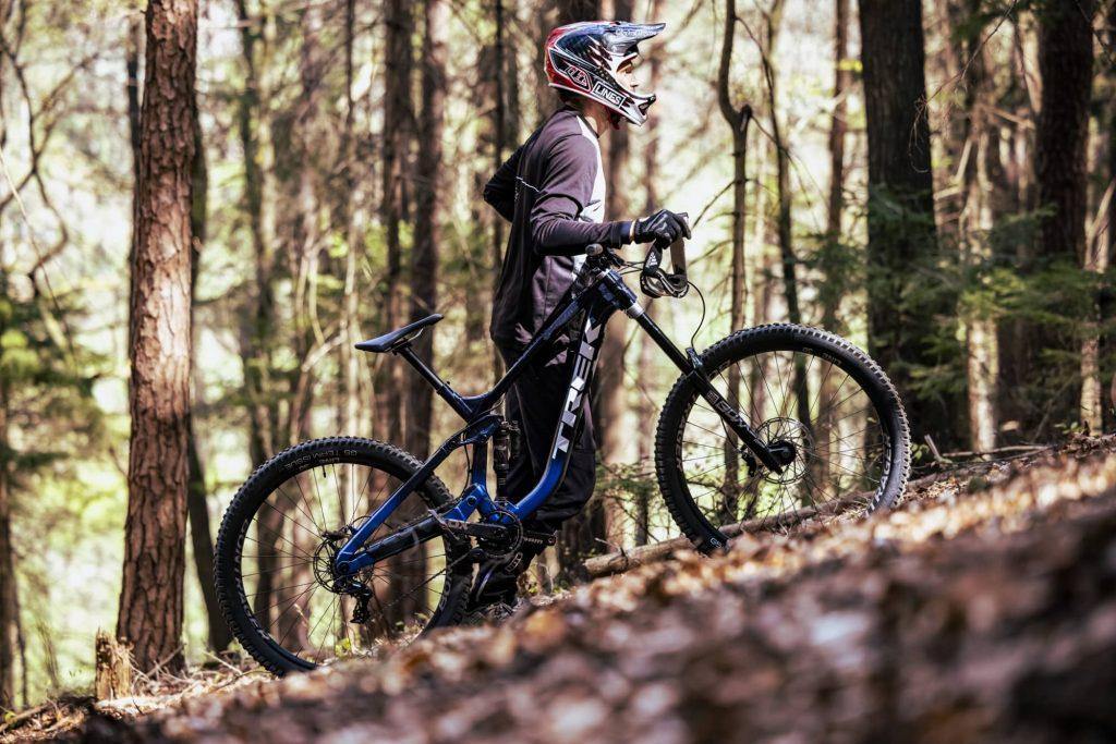 Trek Session 2021 blau Michael Perkonigg Graz