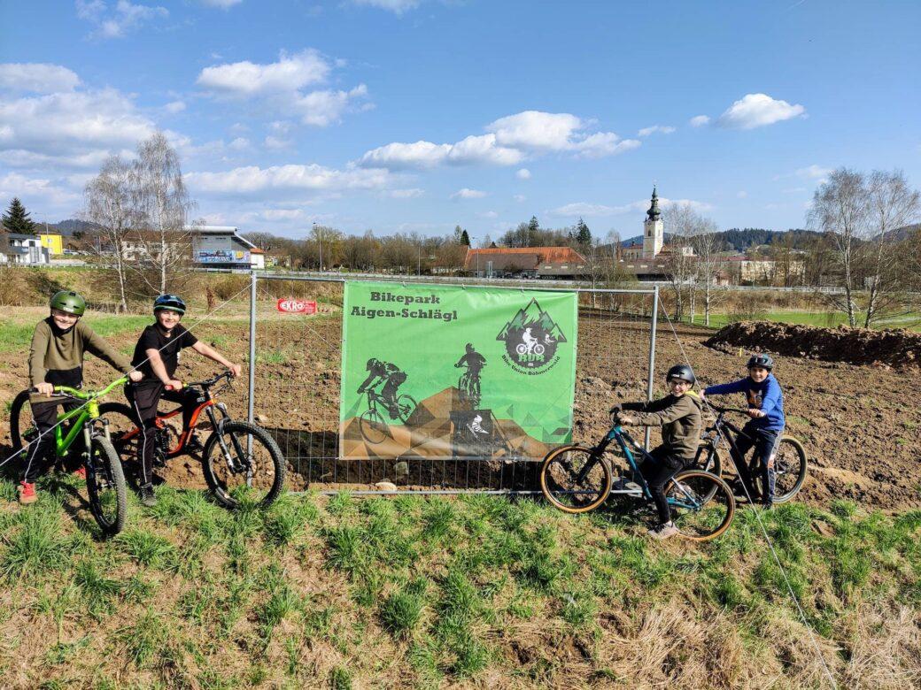 Bikepark Aigen-Schlägl