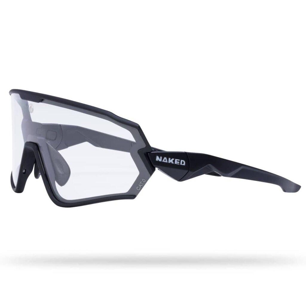 Naked Optics HAWK Black Clear