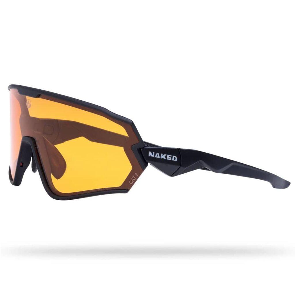 Naked Optics HAWK Black Orange