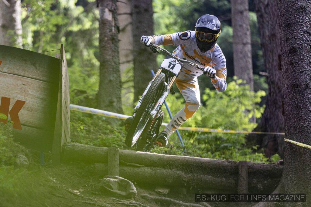 Crankworx Innsbruck 2021 Downhill Andreas Kolb