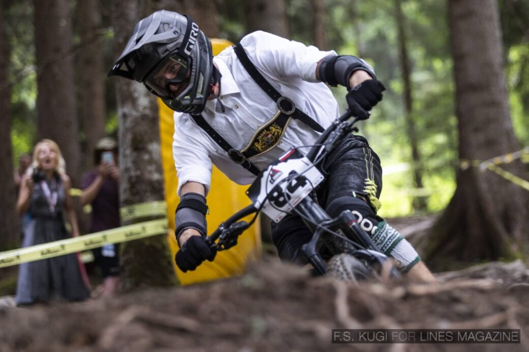 Crankworx Innsbruck 2021 Downhill Georg Deyerl