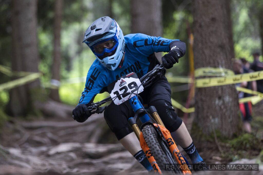 Crankworx Innsbruck 2021 Downhill Jonas Göweil