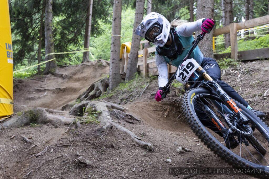 Crankworx Innsbruck 2021 Downhill Marlena Neissl