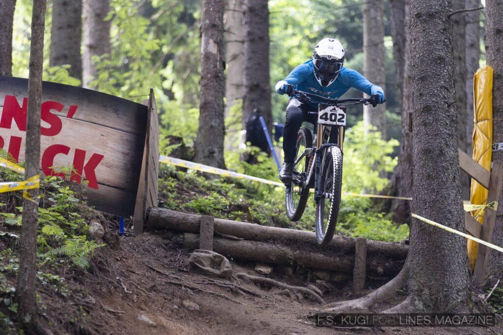 Crankworx Innsbruck 2021 Downhill Rainer Narr