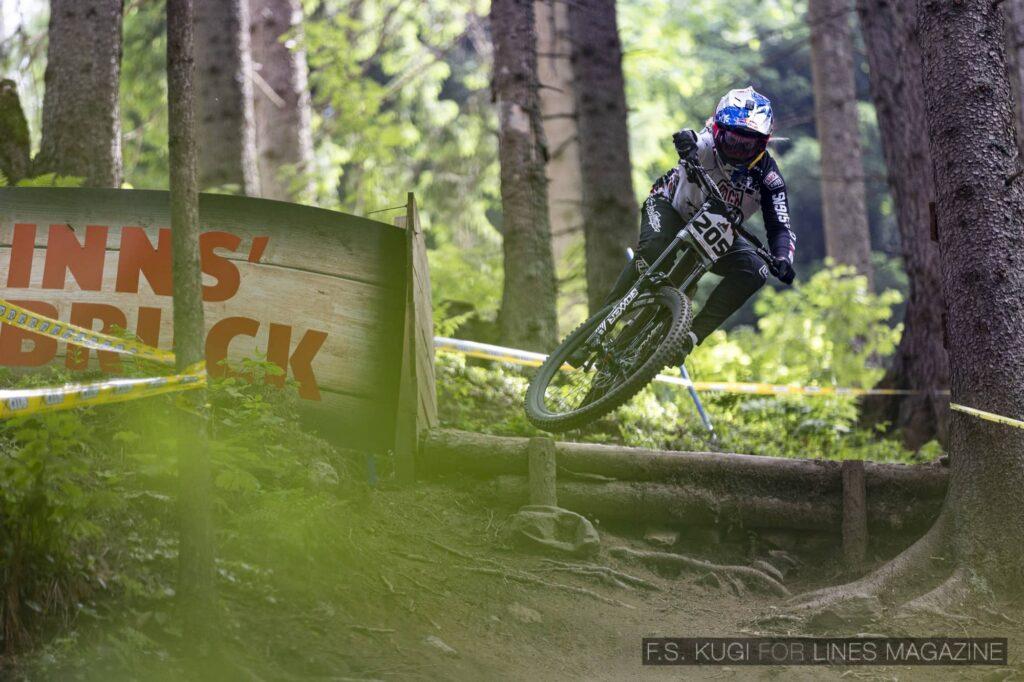 Crankworx Innsbruck 2021 Downhill Vali Höll