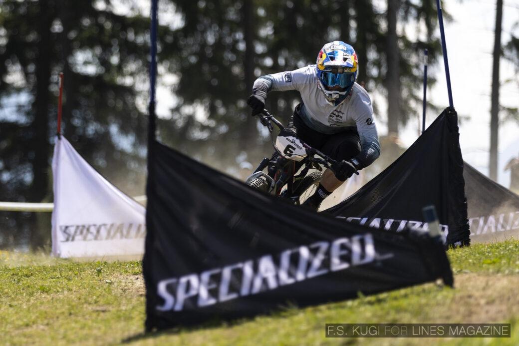 Crankworx Innsbruck 2021 Dual Slalom Tomas Slavik