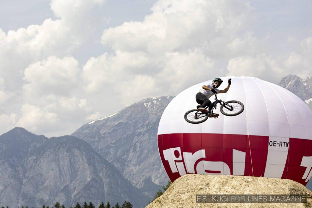 Crankworx Innsbruck 2021 Slopestyle Torquato Testa