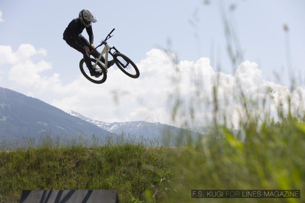 Crankworx Innsbruck 2021 Speed and Style Bernd Winkler