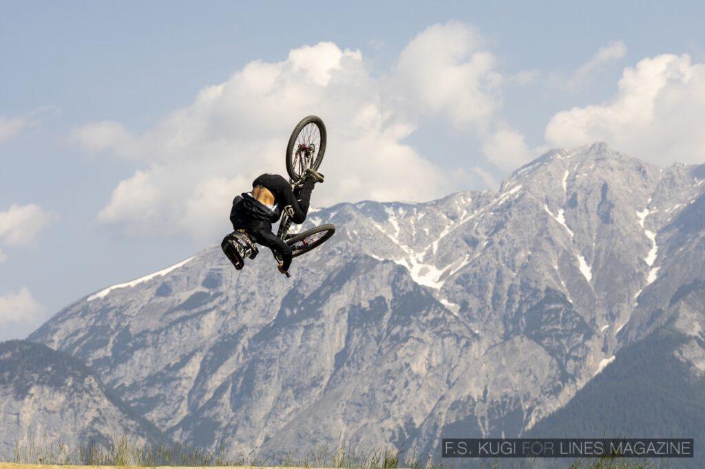 Crankworx Innsbruck 2021 Speed and Style Daniel Ruso