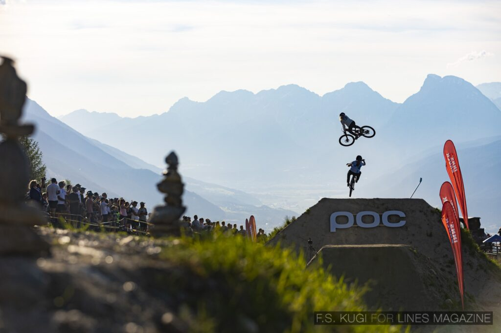 Crankworx Innsbruck 2021 Whip-Offs Damen