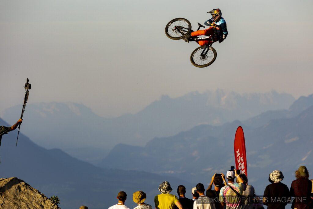 Crankworx Innsbruck 2021 Whip-Offs Kade Edwards