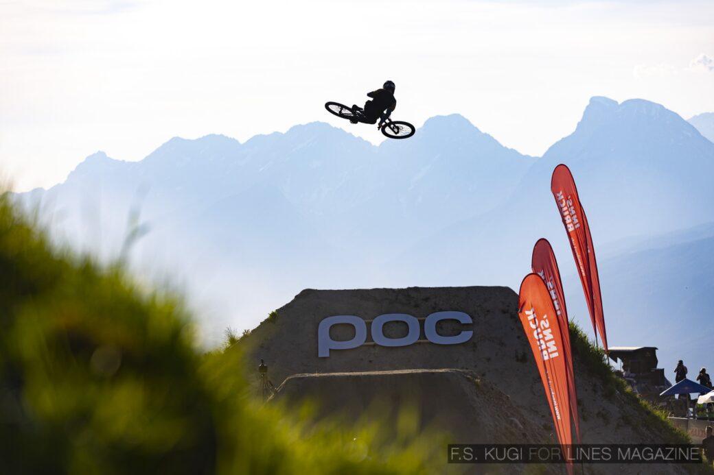 Crankworx Innsbruck 2021 Whip-Offs Peter Kaiser