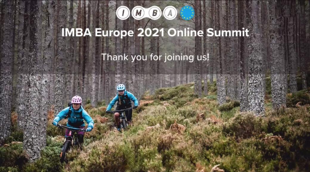 IMBA Europe Summit 2021