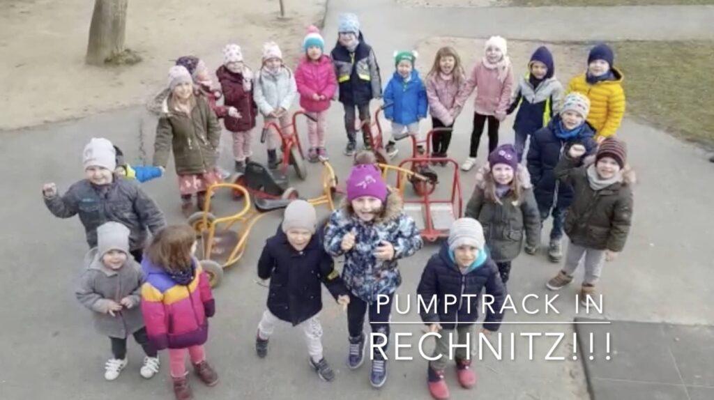 Pumptrack Trailwerk Geschriebenstein Rechnitz