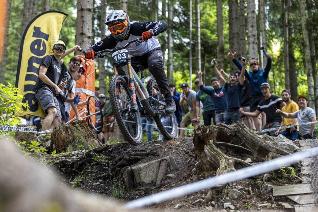 Downhill ÖM 2021 Tobias Wimmer