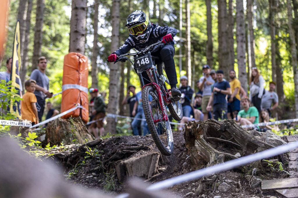 Downhill ÖM 2021 Noah Hofmann