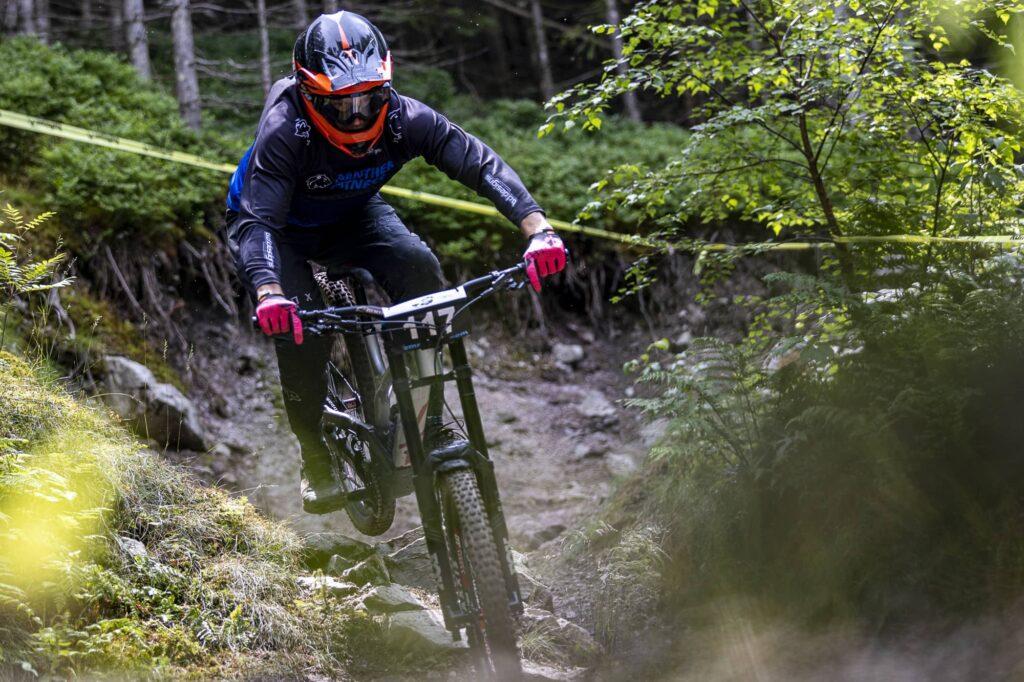 Downhill ÖM 2021 Philipp Podbrecnik