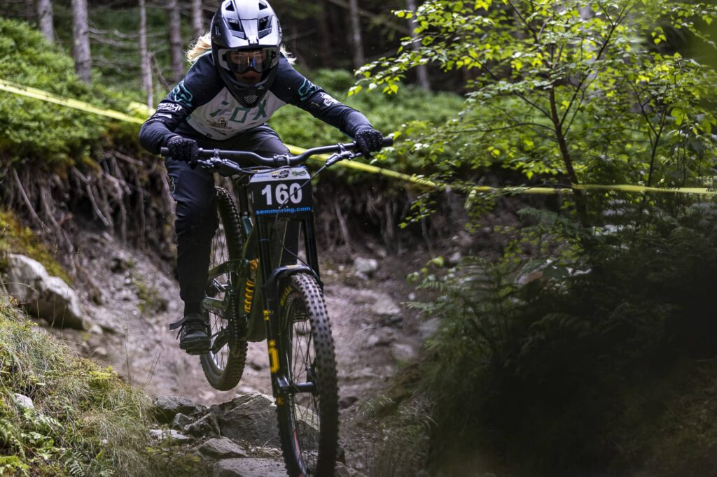 Downhill ÖM 2021 Sophie Gutöhrle