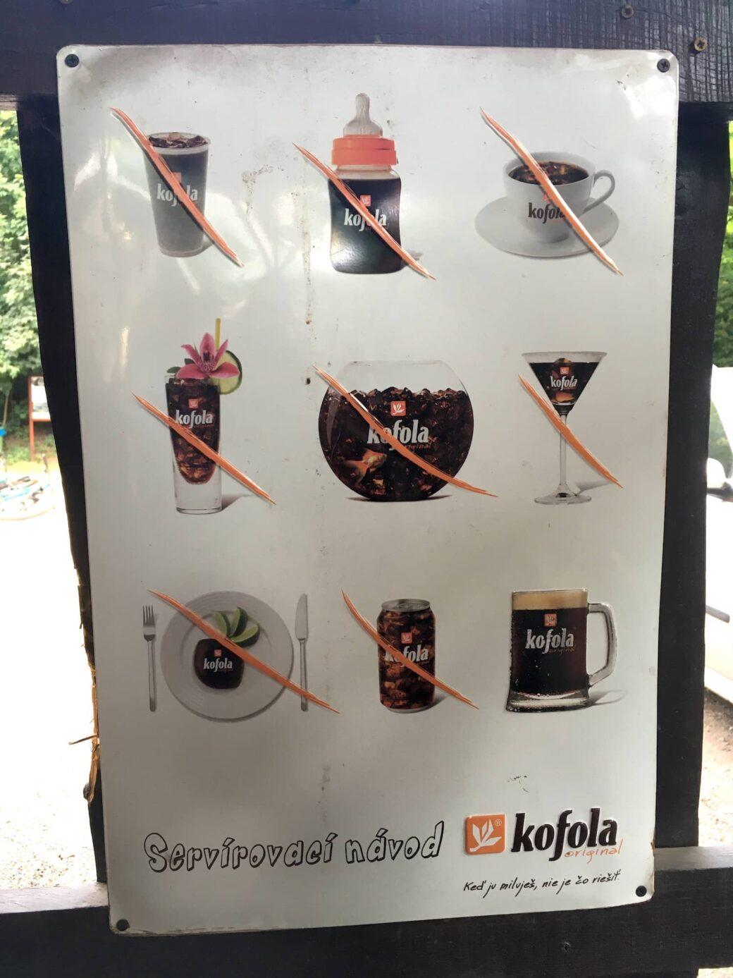 Kofola One Weekend in Slovakia Slowakei