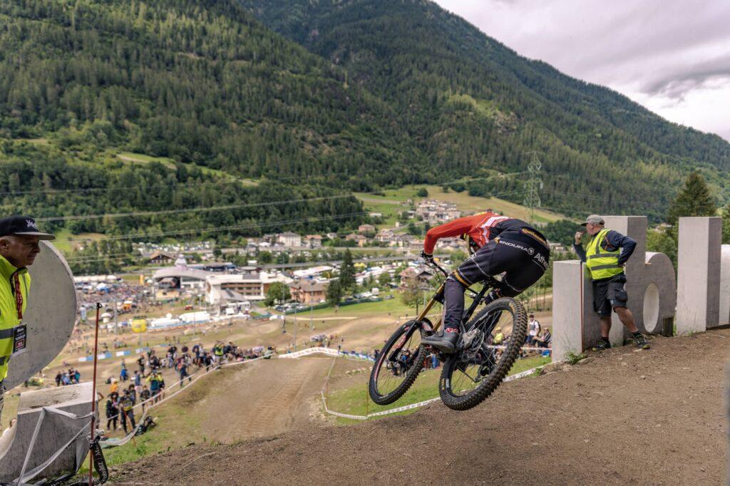 Andreas Kolb Downhill WM Val di Sole 2021