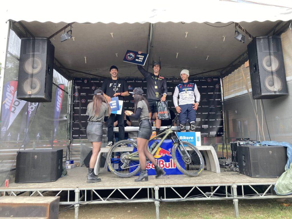 EWS Qualifier Bikefest Kalnica 2021 Peter Mihalkovits Daniel Schemmel