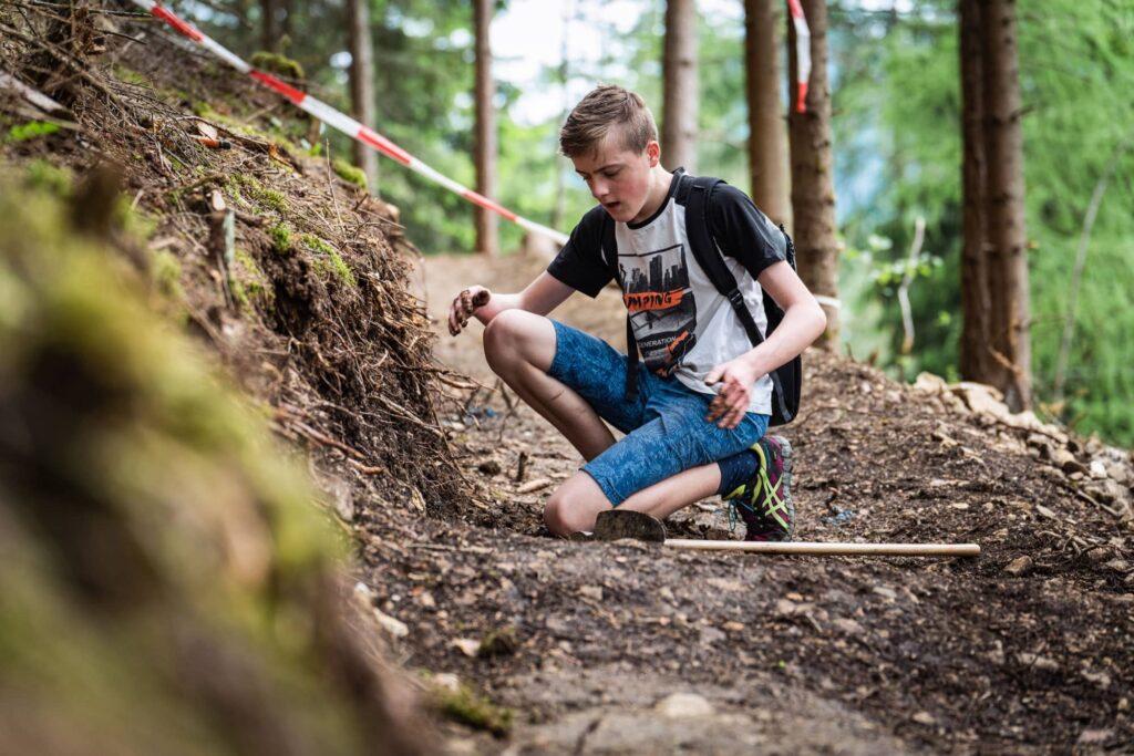 Intersport Bike-Infrastrukturfonds Sender-Trail