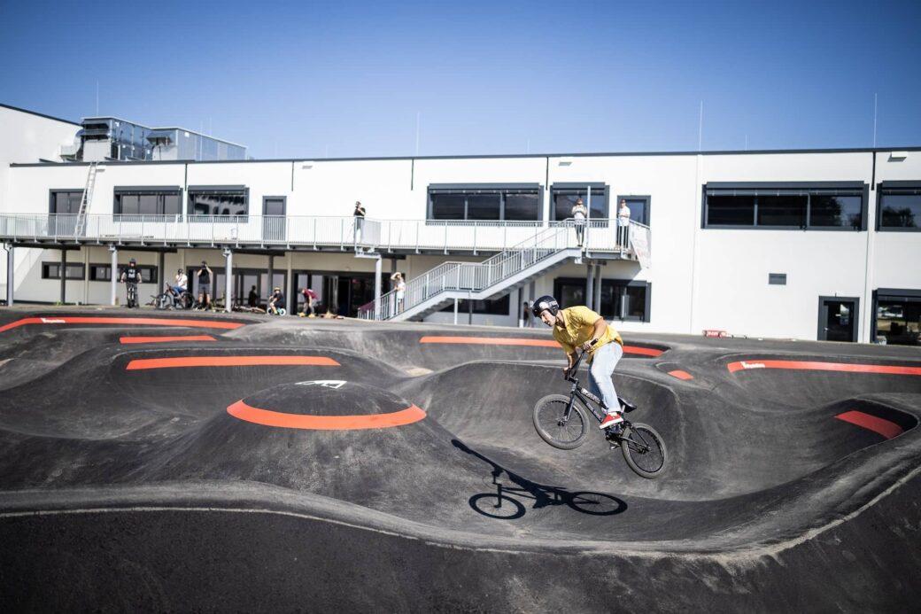 Pumptrack Klagenfurt Jumpworld One